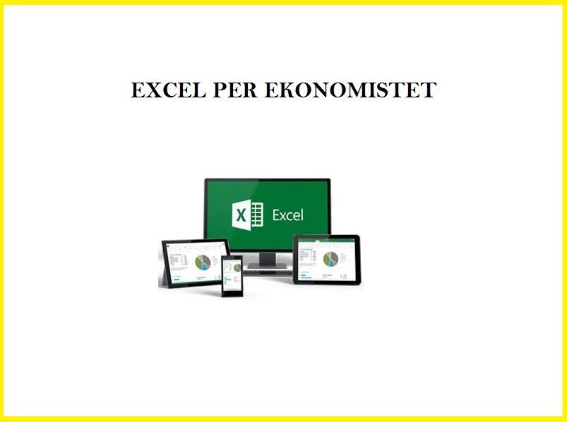 excel per ekonomistet